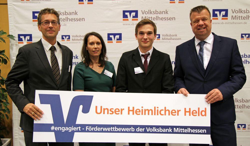 18.10.2018: Heimliche Helden im Ehrenamt – Förderverein gewann einen der Preise