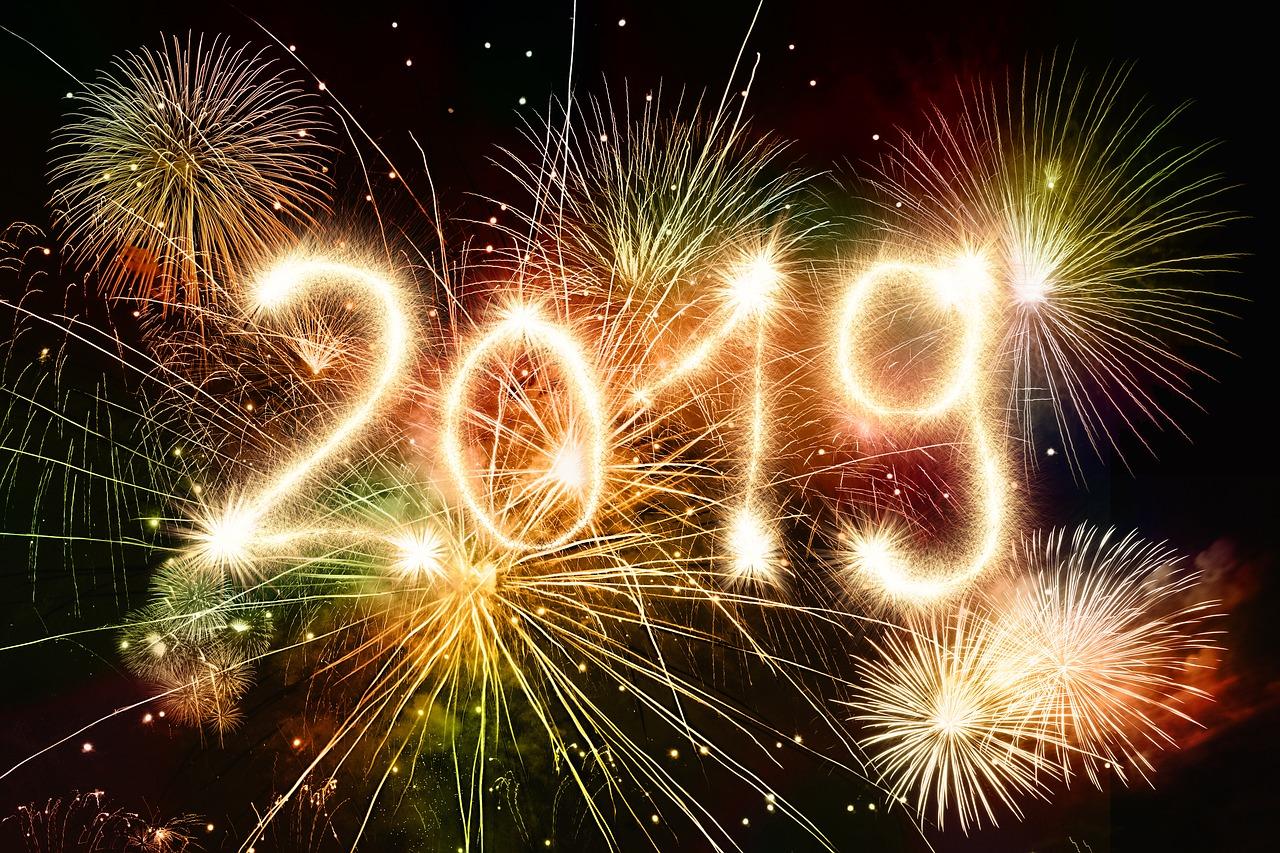 31.12.2018: Der Förderverein wünscht einen guten Start ins Jahr 2019