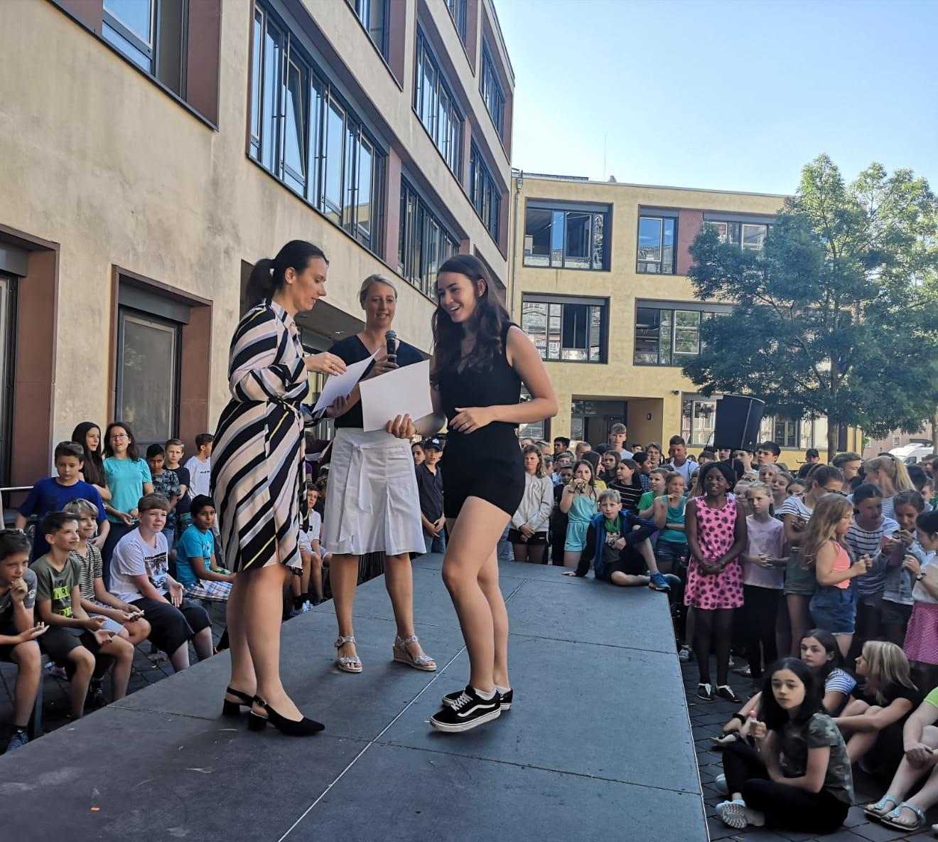 12.06.2019: Sponsorenlauf der Augustinerschule – Sport und Förderung sozialer Projekte